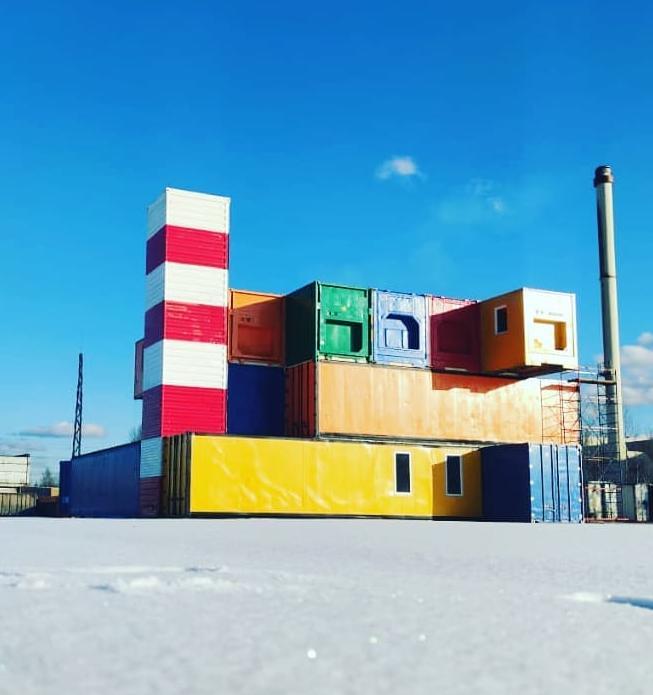 мусор санкт-петербург