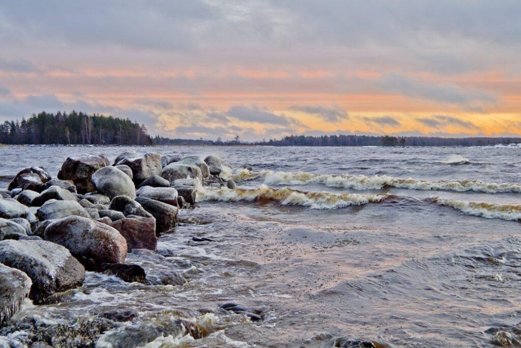 финский залив сев-зап